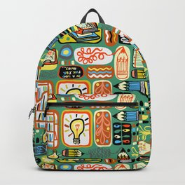 Reading and Writing Backpack