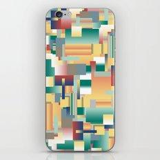 Maze Rules iPhone & iPod Skin