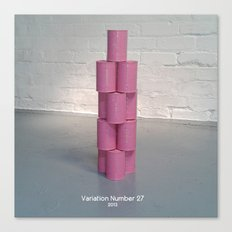 Variation Number 27 (photo) Canvas Print