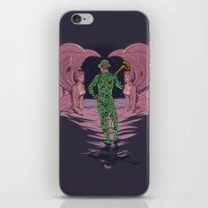 Riddled iPhone & iPod Skin