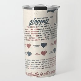 Love Actually Travel Mug