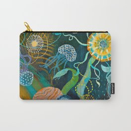 Three moons & a tropical sun Carry-All Pouch