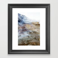 Yellowstone 1 Framed Art Print