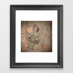 HMK: K9¢ Framed Art Print
