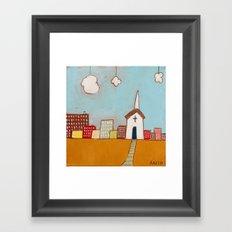 Safe Haven Framed Art Print