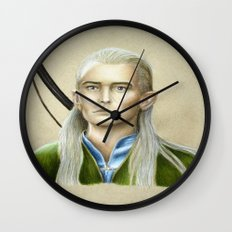 Legolas Wall Clock