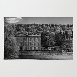 Chatsworth country house Rug