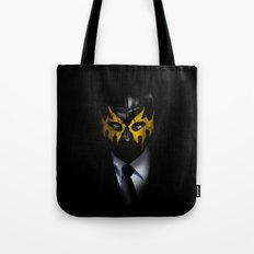 SOLAR SQUAD MAN Tote Bag