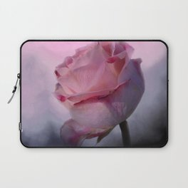 pink rose -bb- Laptop Sleeve