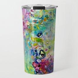 Invited To The Klimt's Travel Mug
