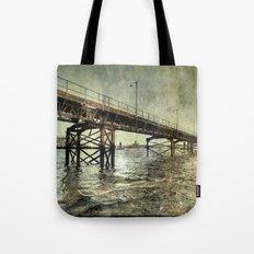 Mersey History Tote Bag