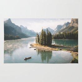 A Canadien Postcard Rug