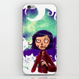 Coraline iPhone Skin