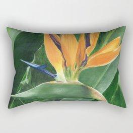 Simply Elegant by Teresa Thompson Rectangular Pillow