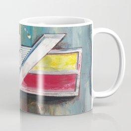 V8 No. 3  Coffee Mug