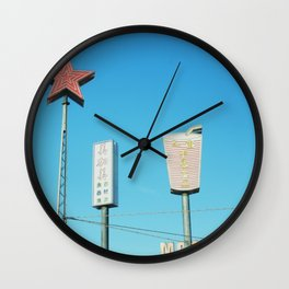 Copenhagen 01 Wall Clock