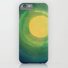 Abstract Moon iPhone 6s Slim Case