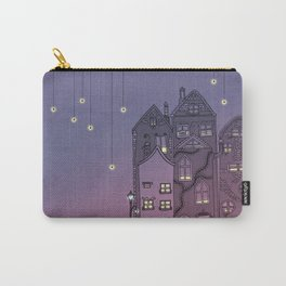 Midnight Teaparty Carry-All Pouch