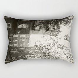 Apartments in Flushing, New York City, NYC Rectangular Pillow