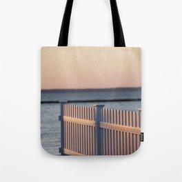 LBI Sunset Tote Bag