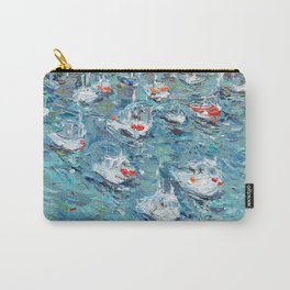 In the Harbor Carry-All Pouch