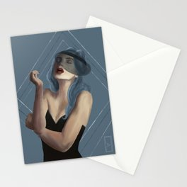 Unseen Stationery Cards
