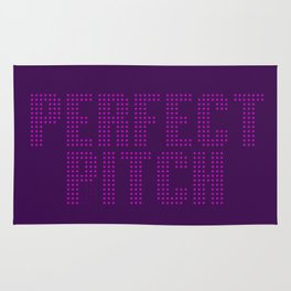 Perfect B/Pitch Rug