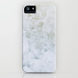 Acqua Nebulae 2 iPhone Case