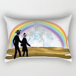 A better world Rectangular Pillow