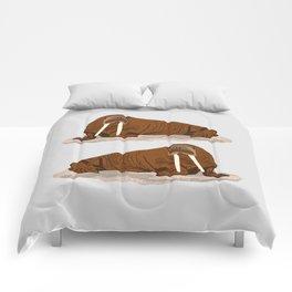 Pacific Walrus Comforters