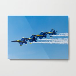 Echelon Parade Pass Metal Print