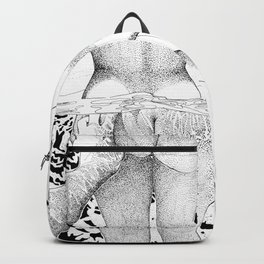 The Swim Backpack