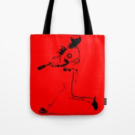 Power Hop Tote Bag