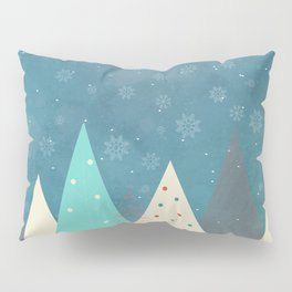 Xmas tree Pillow Sham