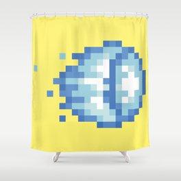 Hadouken Shower Curtain