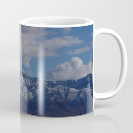 Desert Snow on Christmas! Coffee Mug