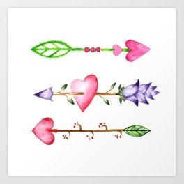 Cupido Art Print