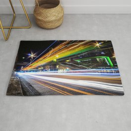 Light Trails 1 Rug
