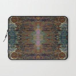 Nebulous Portal Emergence (Electric Gateway) (Reflected) Laptop Sleeve