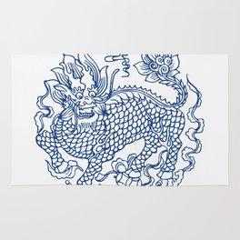 Chinese Kylin Rug