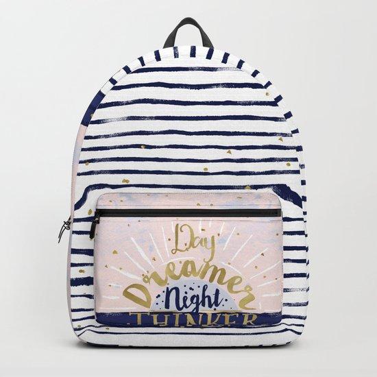 Daydreamer Night Thinker Backpack