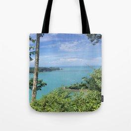 Costa Rican Ocean Views Tote Bag