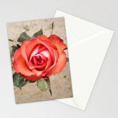 Pop Up Rose Stationery Cards