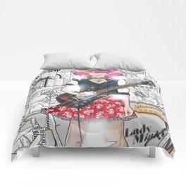 minky Comforters