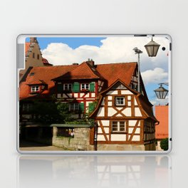 A Geman Village Laptop & iPad Skin