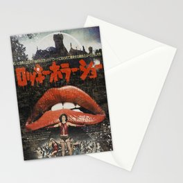 Rocky Horror poster Stationery Cards