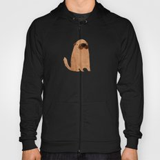 Brown Doggy Hoody
