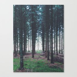 Hurra Foto - Im Gärtel Canvas Print