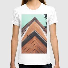 Facade Corner T-shirt