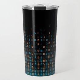 Binary Speed Travel Mug